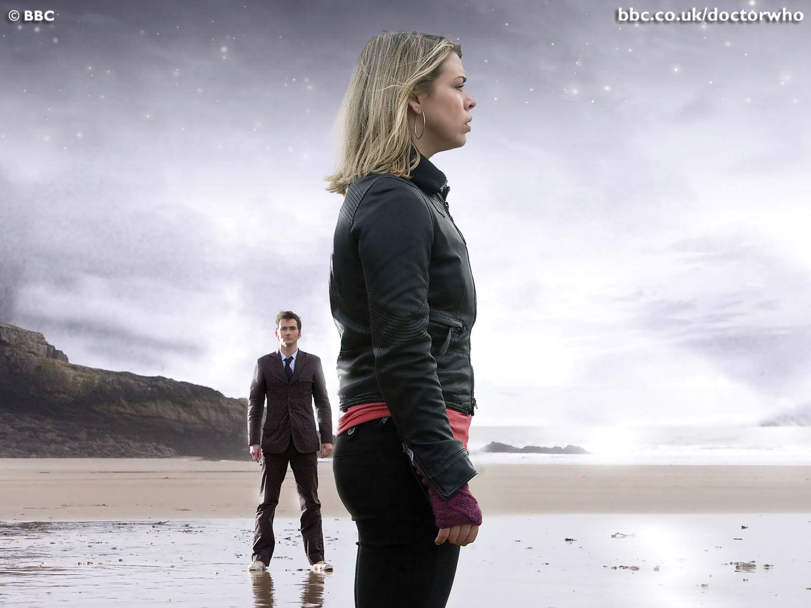 Tenth Doctor And Rose Doomsday Rose Tyler #4: Doomsda...