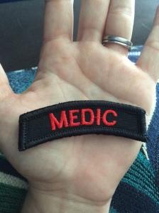 MEDIC patch