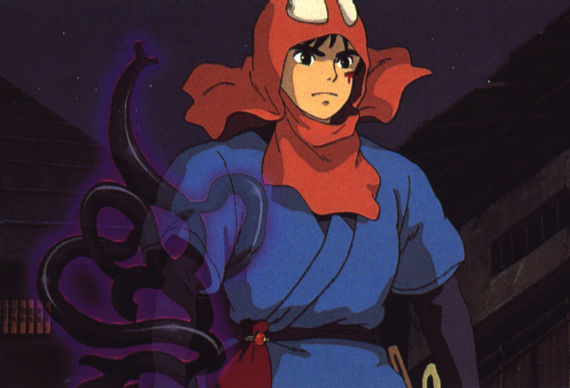 Prince Ashitaka, Princess Mononoke