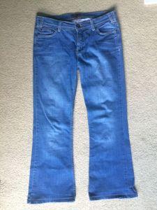 TEC jeans front